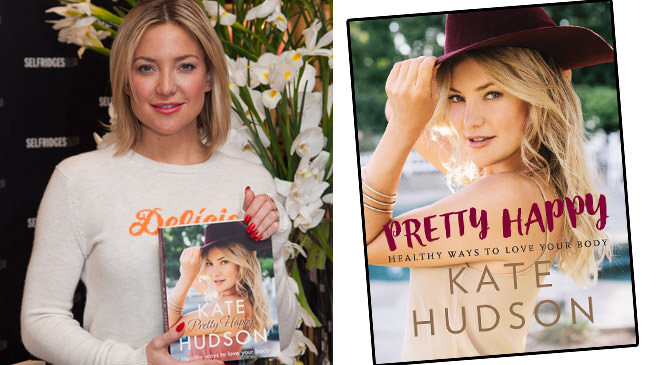 KATE HUDSON`IN YENİ KİTABI
