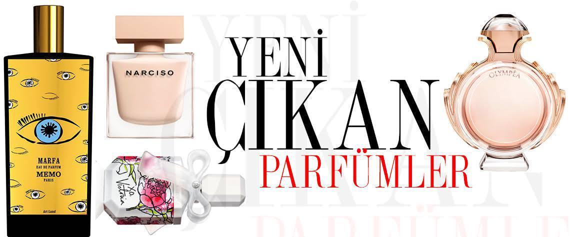 Sizler için 2016'nın en yeni ve fresh parfümlerini seçtik.