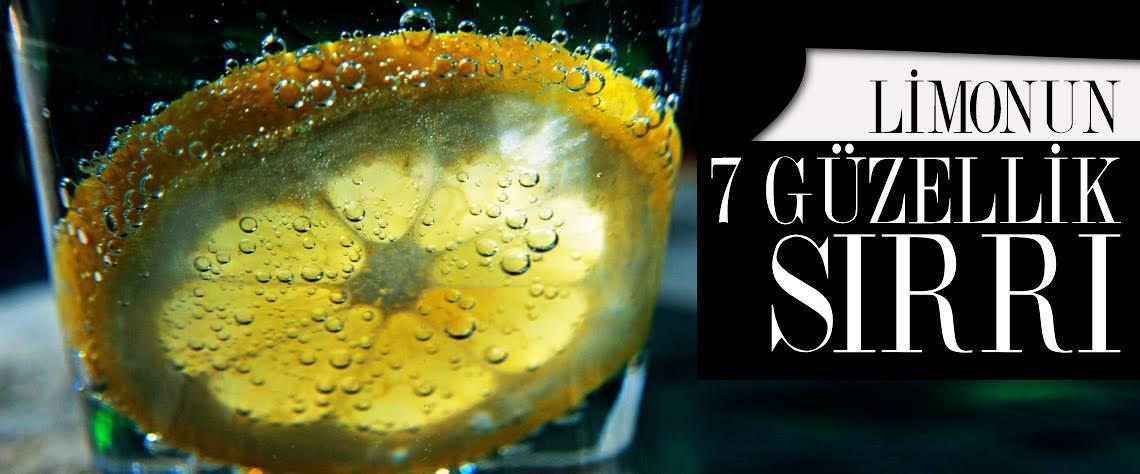 Limon ile doğal güzellik sırlarını keşfedin!