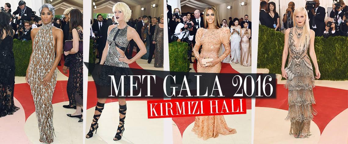 New York'un en ünlü yardım gecelerinden Met Gala, bu yıl da ünlülerin geçidine sahne oldu. Dünyaca ünlü yıldızlar en şık kostümleriyle Met Gala'ya damga vurdu. İşte 2016 Met Gala kırmızı halısı...