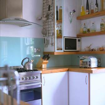 Küçük mutfaklara 15 parlak fikir!