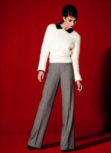 Zarif Siluetler, Angelica Lyakh 2013 kış modası