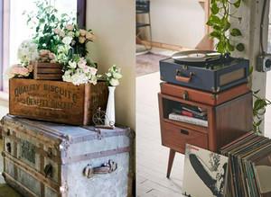 Evinize vintage havas� vermek istiyorsan�z...