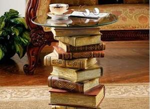 Kitap tutkunlar�n i�in dekorasyon harikalar�