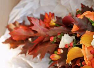 Sonbahar dü�ünlerine özel fikirler