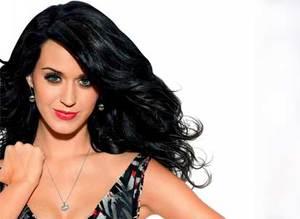 Dünden bugüne saç perisi Katy Perry