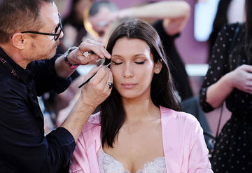 Victoria's Secret Show 2016 - makyaj detayları