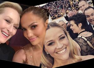 Oscar Ödülleri - Ünlülerin Instagram Payla��mlar�