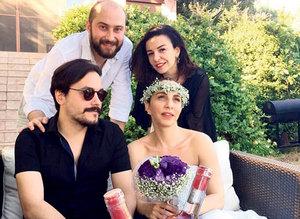 Sertab Erener evlendi!