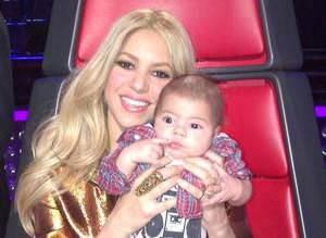 Shakira ikinci bebe�e hamile