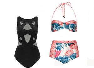 2015�in stil sahibi bikini ve mayolar�