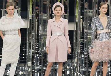 Chanel 2017, İlkbahar/Yaz Couture