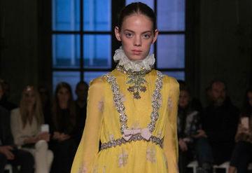 Giambattista Valli, 2017 İlkbahar/Yaz Couture
