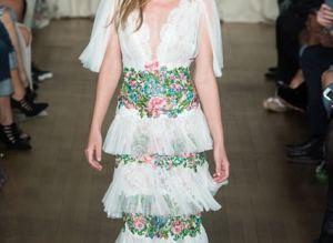 Marchesa - London - Fashion Week 2015