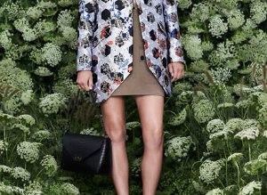 Mulberry - London - Fashion Week 2015
