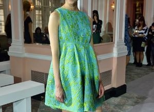 Paul Costelloe - London - Fashion Week 2015