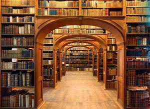 Büyüleyici kütüphaneler