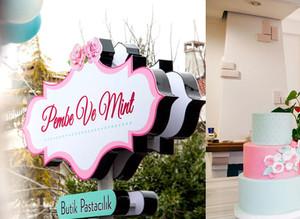 Dü�lerinizdeki partilerin adresi: Pembe ve Mint