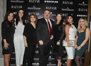 Harper�s Bazaar�dan y�lba�� partisi