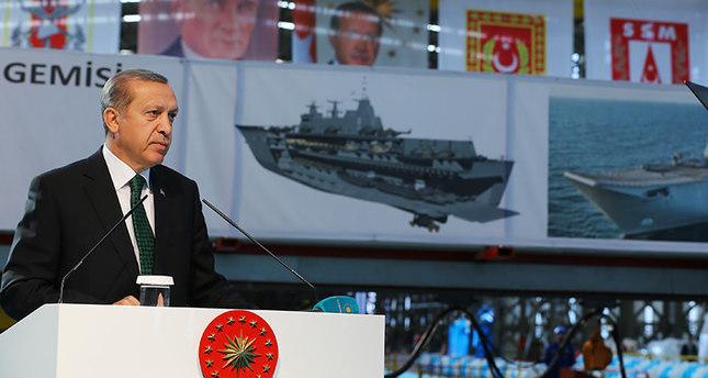 تركيا تخفض اعتمادها على الخارج في الصناعات الدفاعية من %80 إلى 40%