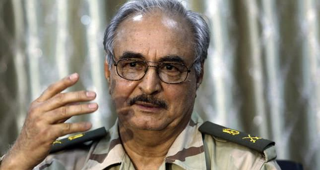 Libyas Haftar say will follow al-Sisis footsteps