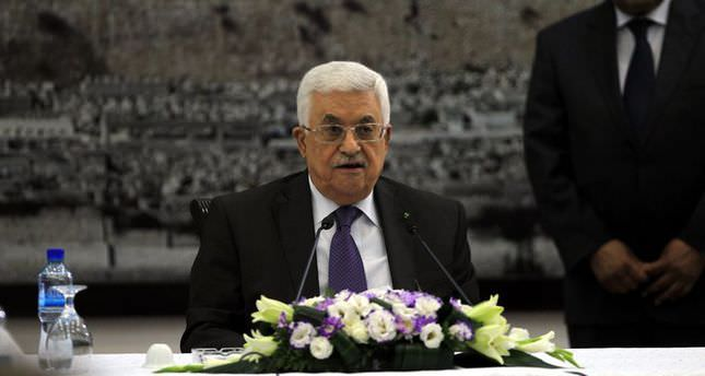 Israel war is against Palestinians, not Hamas: Abbas