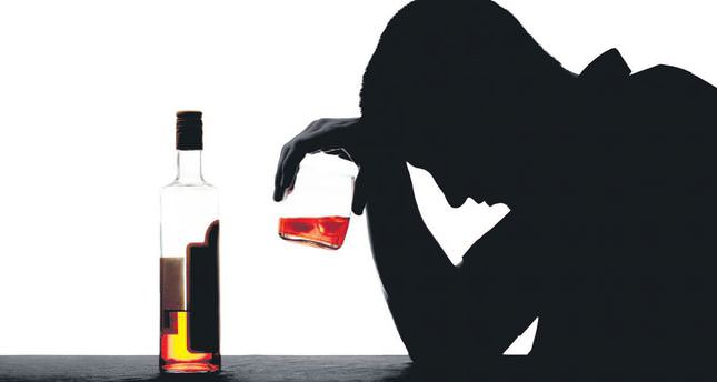 Aging with alcohol