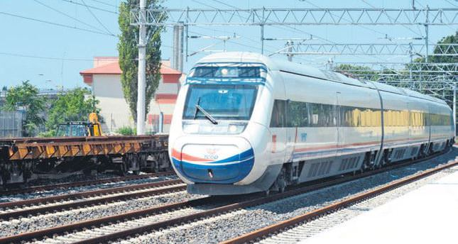 High-speed train to be expanded across the country over 10 years