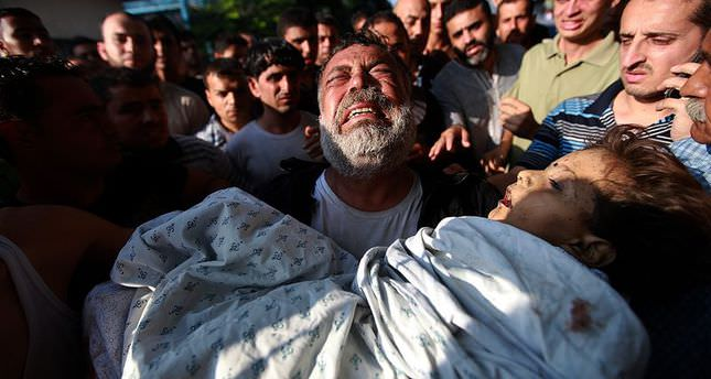 More than 100 killed on Tuesday, Gaza death toll hits 1156