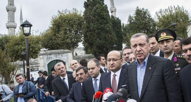 Erdoğan: PKK, ISIS same for Turkey