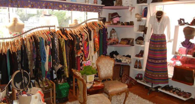Shop vintage in istanbul for old times 39 sake daily sabah - Boutique vintage londres ...