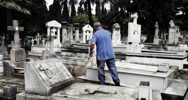 Documentary about Greek cemetery in Istanbul to be screened