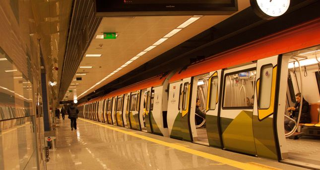 Turkish Firm To Build Subway In Tabriz Iran Daily Sabah