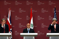 The U.S. and its allies sought to put a good face on the coalition's deliberate campaign to roll back the self-proclaimed Islamic State of Iraq and al-Sham (ISIS) group in Iraq and Syria on...