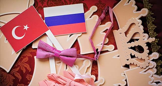Turkish men tie most knots with Russian brides