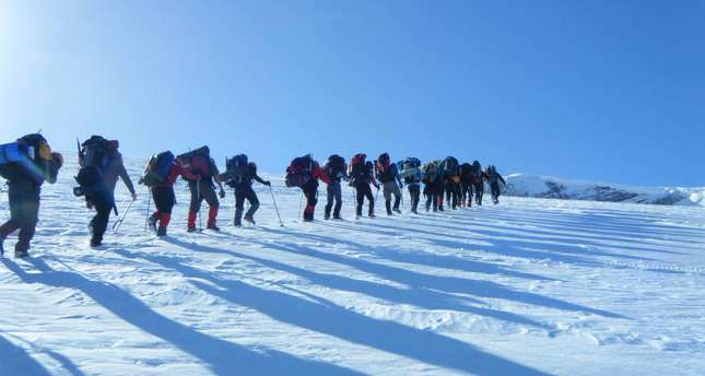 Mystery over Turkish climbers missing in Greece