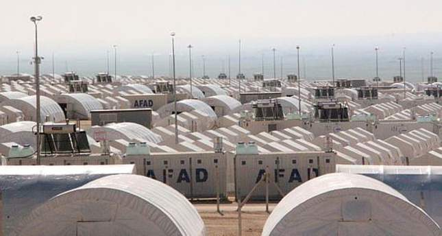 Turkey opens biggest ever camp for Syrian refugees