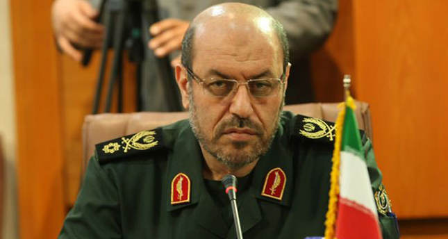 Top Iranian commander vows revenge against Israel