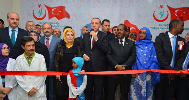 Turkey sees efforts in Somalia sprouting new hope