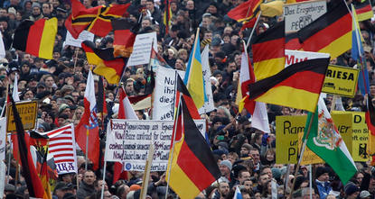 As anti-Islam rallies organized by Patriotic Europeans against the Islamization of the West continues unabated in Dresden, Germany's tolerant and pluralist reputation in the world has been severely...
