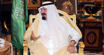 Abdullah was a son of the first monarch of Kingdom of Saudi Arabia, King Abdulaziz al-Saud, who fathered more than 100 children. As the 13th son of Abdulaziz, Abdullah was born in Riyadh, at a time...