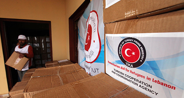 Turkey surpasses US in humanitarian aid