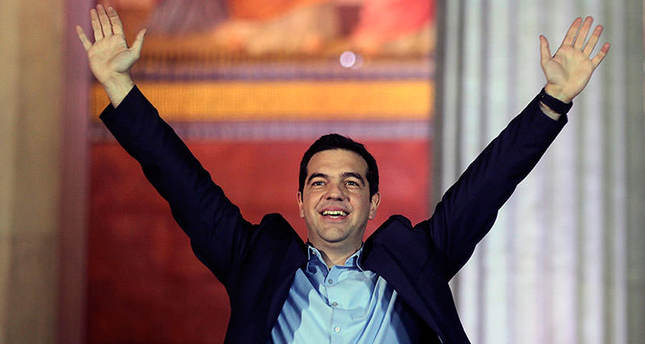 Who is the new Greek PM Alexis Tsipras?