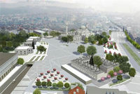 A new project, initiated by Istanbul Municipality, has been announced that will give a face-lift to Istanbul's famous tourist area, Beyazıt Square.