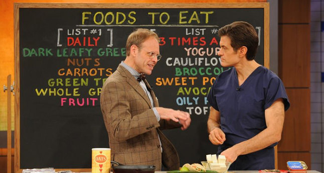 Dr. Oz in trouble for promoting ineffective products