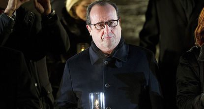 President Francois Hollande appeared to rebuff Israeli Prime Minister Benjamin Netanyahu's invitation for French Jews to emigrate, by promising on Tuesday to protect them from anti-Semitism and...