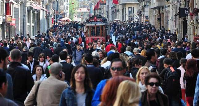 Turkey's population figures released