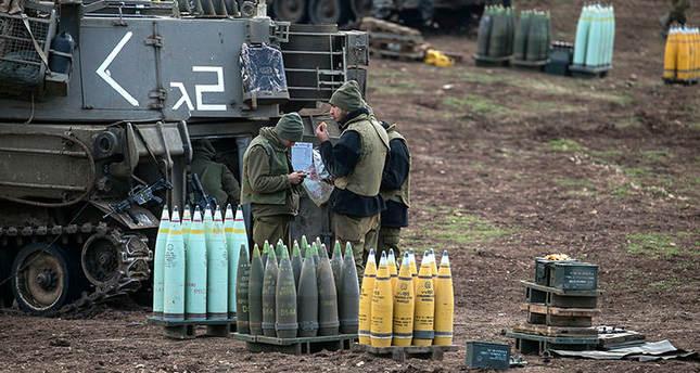 Israeli warplanes strike Syria