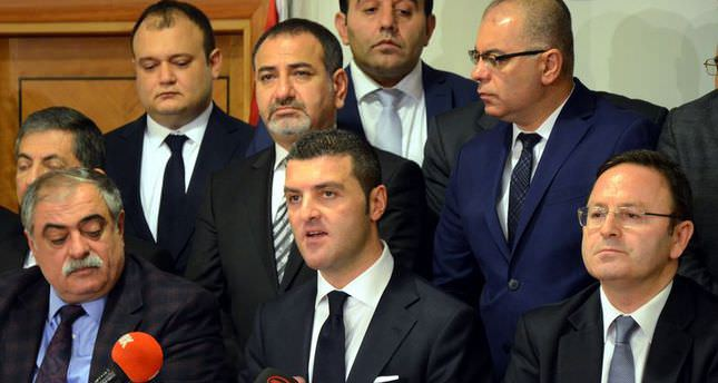 CHP mayoral rift reaches new level of intensity