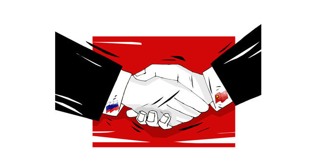 Russia's increasing ties with China vitalize the Eurasian Union